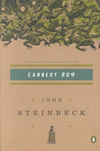 Cannery Row By Steinbeck, John